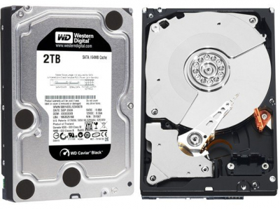 [WD2003FZEX] Western Digital WD Black 2TB Desktop HDD